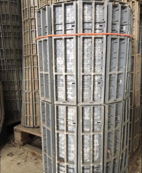 Grey portapath flooring for sale