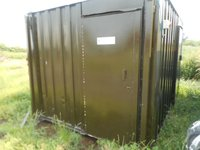 Used anti vandal toilet trailer
