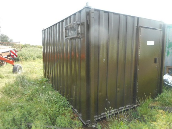 Secondhand Anti vandal toilet block for sale