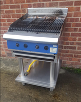 Used blue seal chargrill