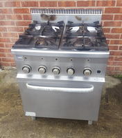 Used 4 gas cooker for sale