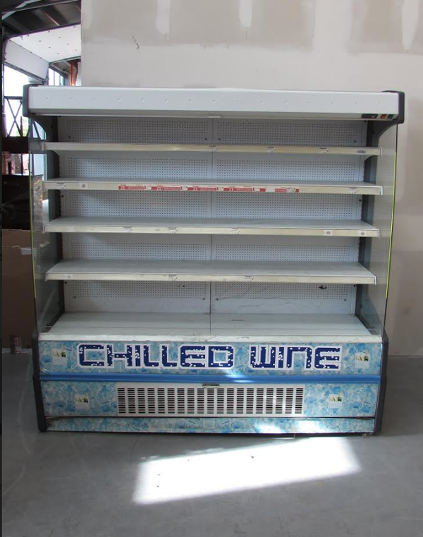 Commercial multideck fridge for sale