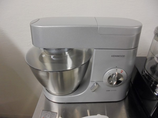 Ex demo table top mixer for sale
