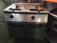 Mareno Three Phase  Electric Twin Tank Fryer