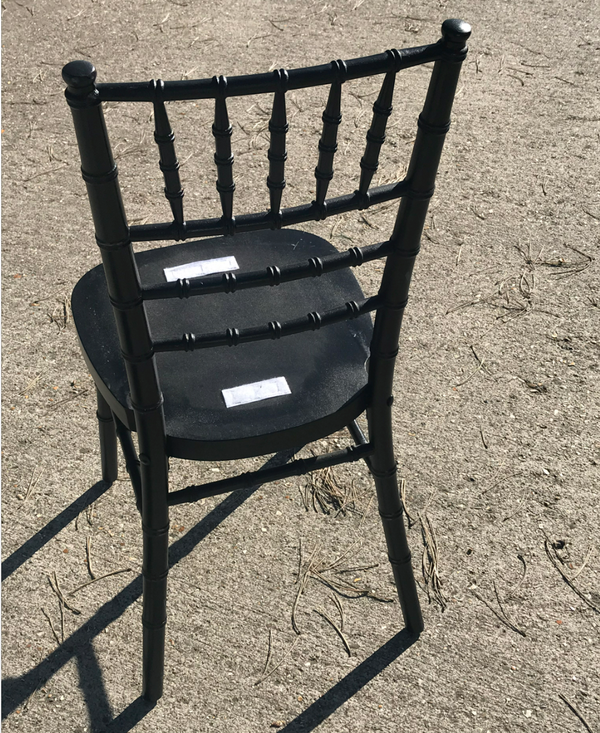 Secondhand buffet chairs