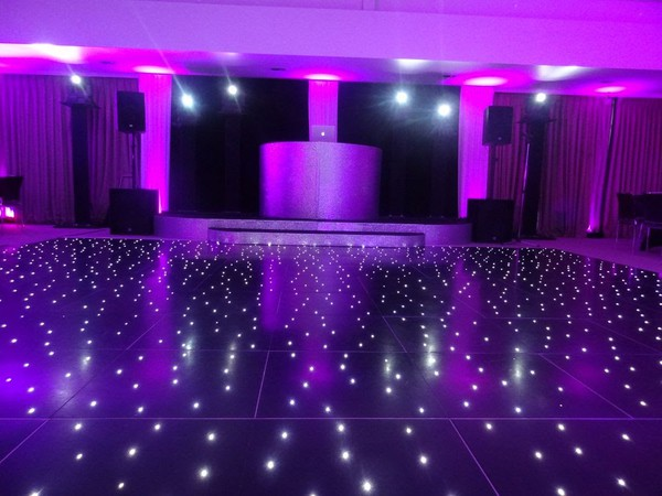 Grumpy joes LED dance floor for sale