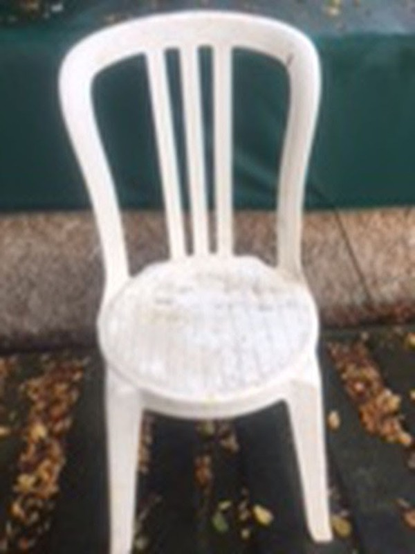 Bistro Patio Plastic Chairs