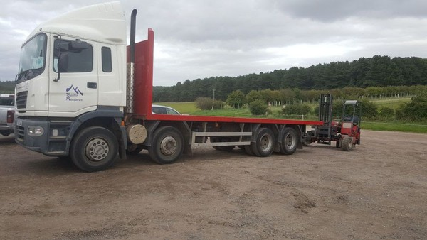 Multi axle trailer for sale