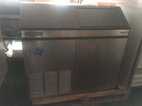 New ice machine for sale
