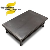 Low Steel bench for sale