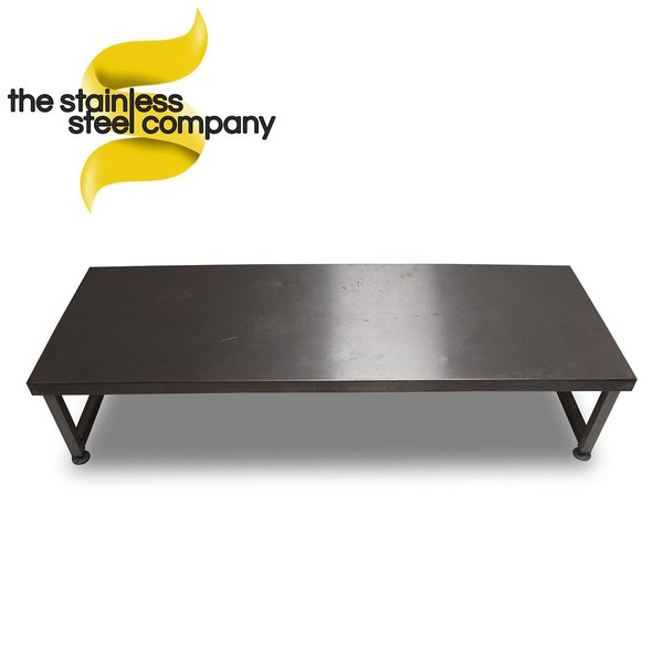 Steel Stainless low bench