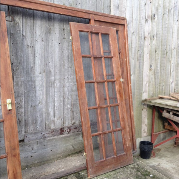 Wooden marquee door for sale UK
