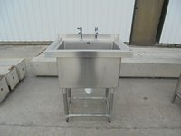 Pot wash sink for sale
