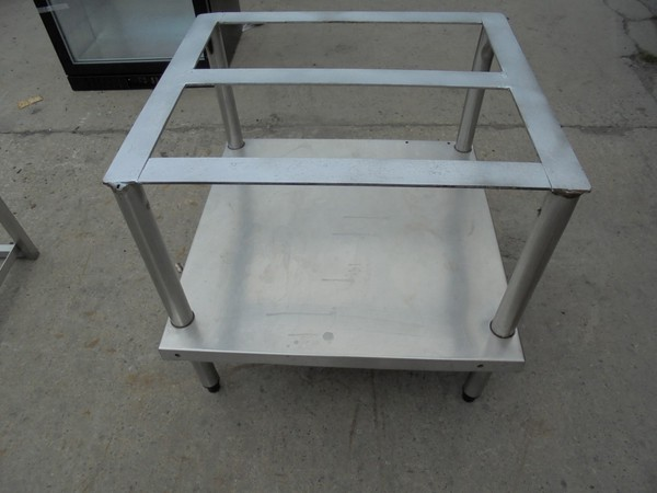 Used steel oven stand for sale