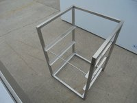 Commercial dishwasher stand for sale