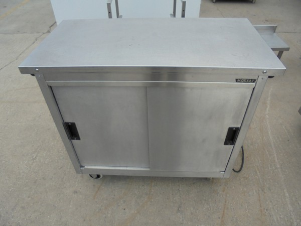 Used Moffat hot cupboard for sale