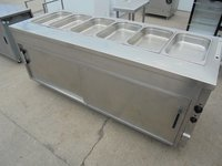Used bain marie for sale