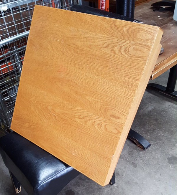 Used table tops UK