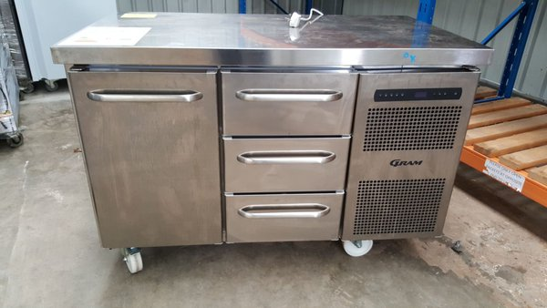 Used gastro fridge for sale