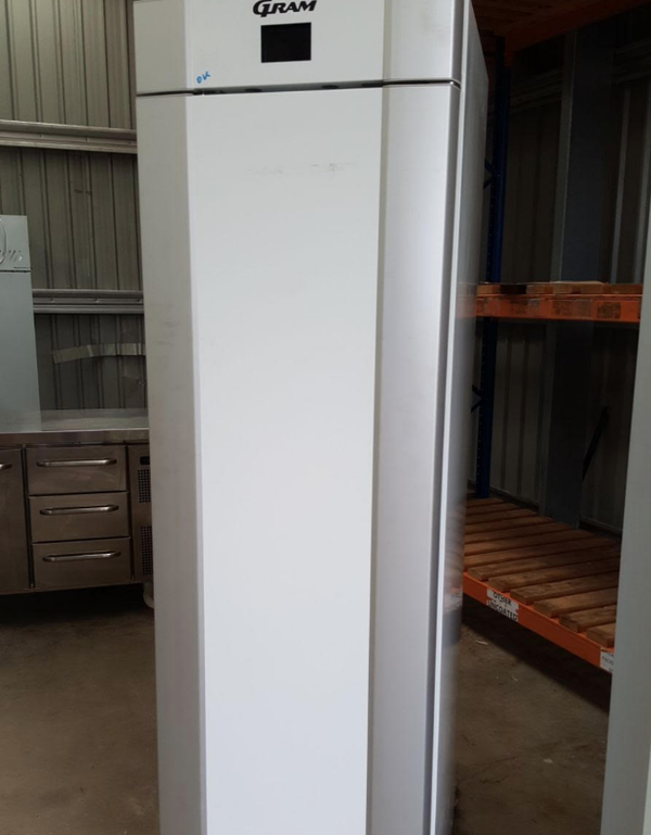 Used upright fridge for sale