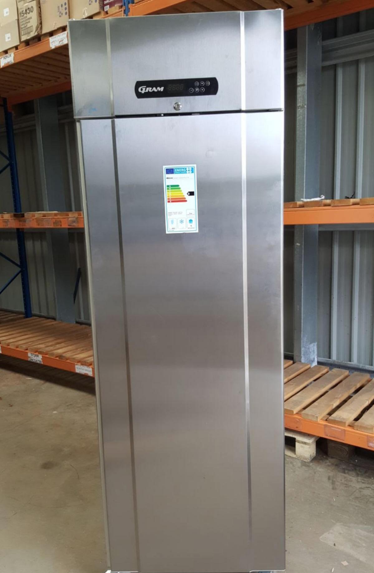 secondhand catering equipment | upright fridges | meat temperature