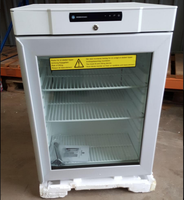 Glass fronted fridge for sale