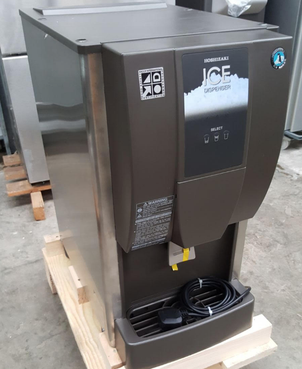 Used commercial Ice dispenser