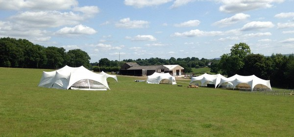 Used capri marquees for sale