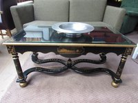 Low antique table for sale