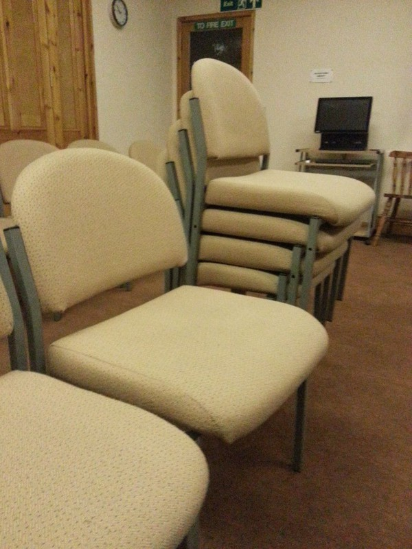 Beige / Neutral Banqueting Chair