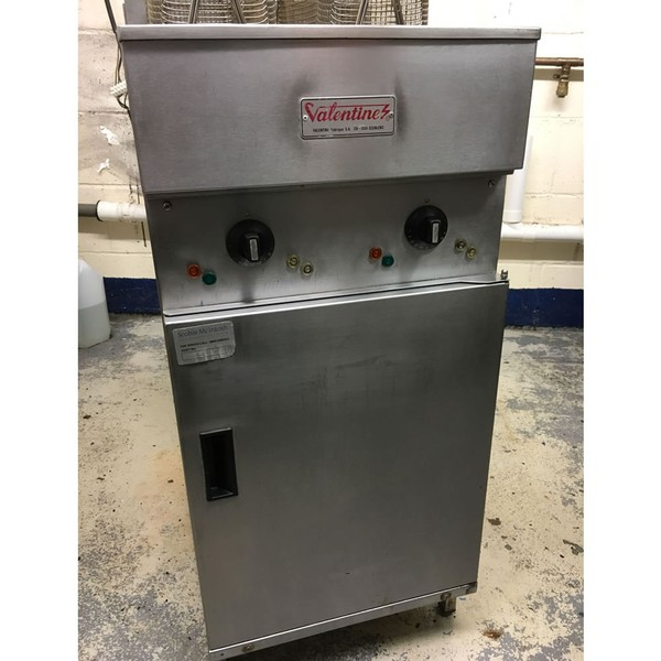 Valentine V2200 Double Fryer