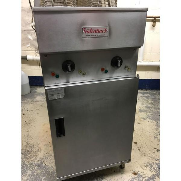 Valentine V2200 Double Fryer
