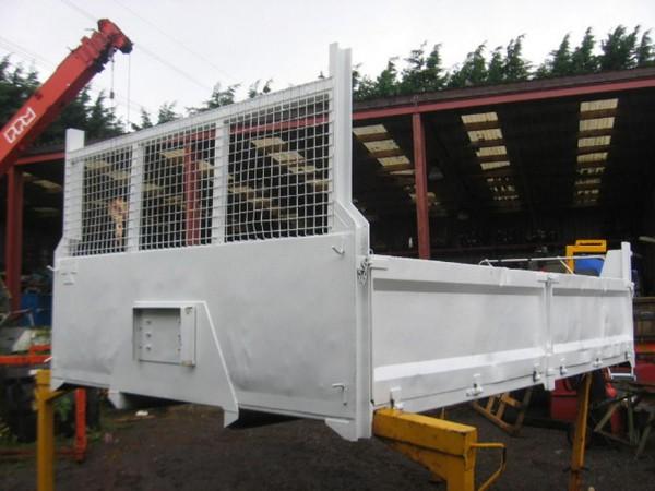 Dropside Tipper Body of 14 / 18 Ton Truck