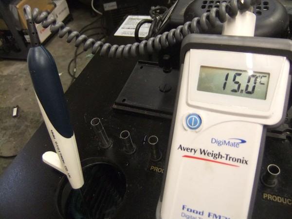 Remote 4 line cooler