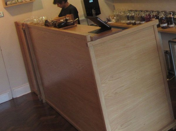 Used bar unit for sale