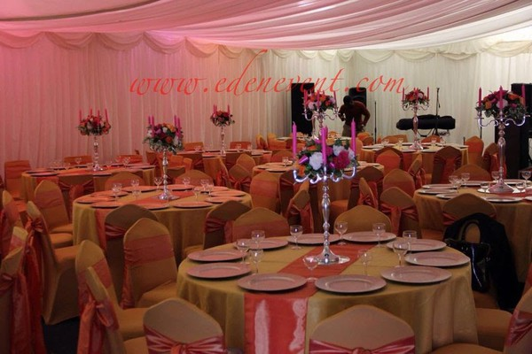 Chair Covers / Sashes / Linens