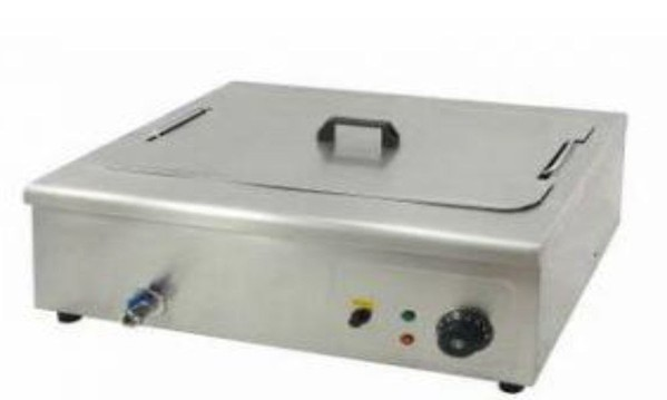 Stainless steel electric fryer for sale