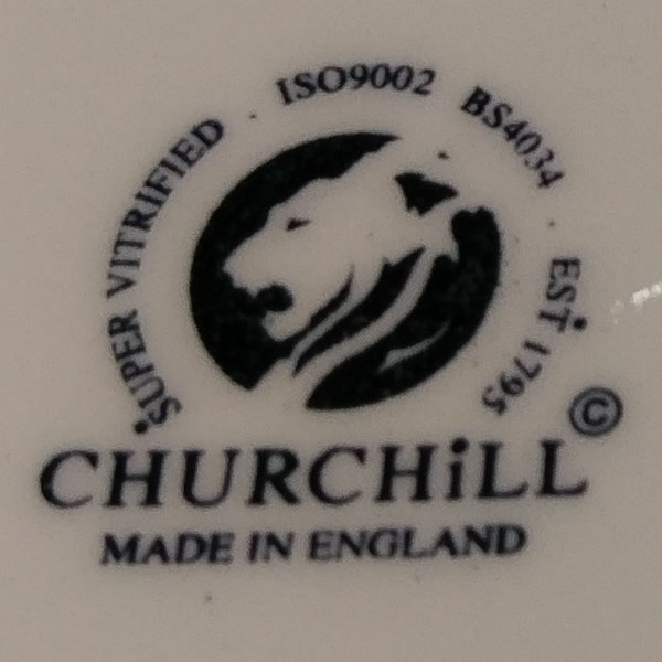 Churchill Crockery