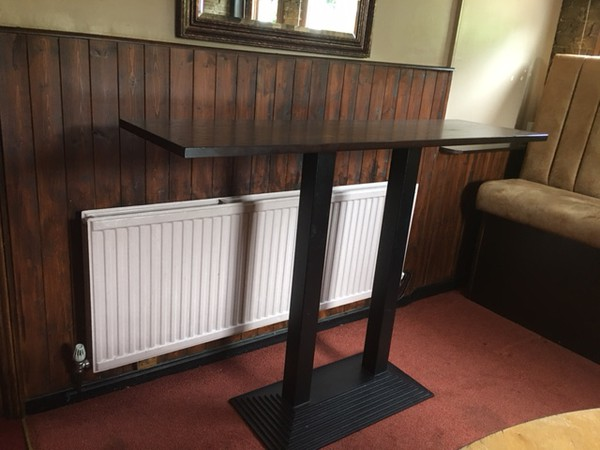 2x Poser Tables for sale