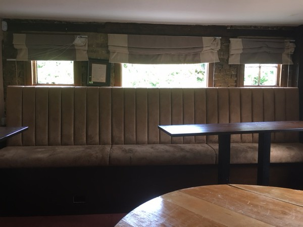 Used pub nech seating for sale