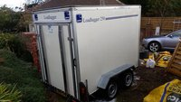 Used box trailer for sale