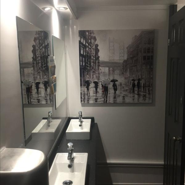 Luxury toilet trailer for sale UK
