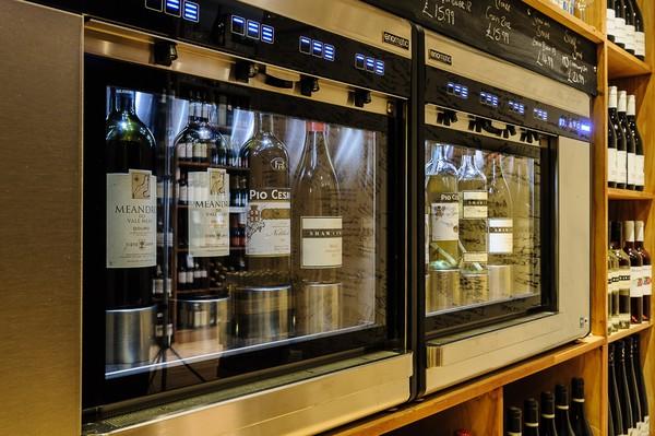 Winegen generator dispenser