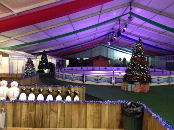 Complete Ice Rink Indoor or Outdoor
