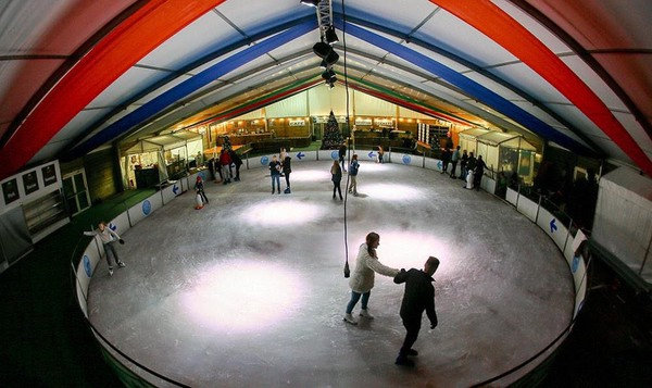 Ice Rink Complete Package - Indoor or Outdoor