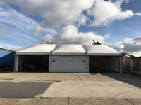 Used Thermo Temporary Warehouse