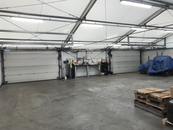 Second Hand Temporary Warehouse