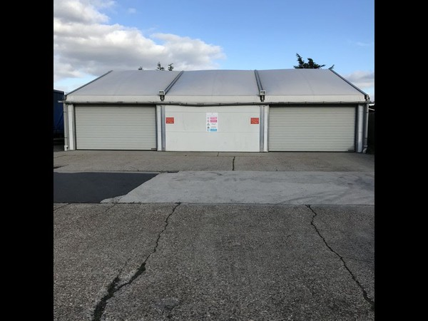 Thermo Temporary Warehouse for sale