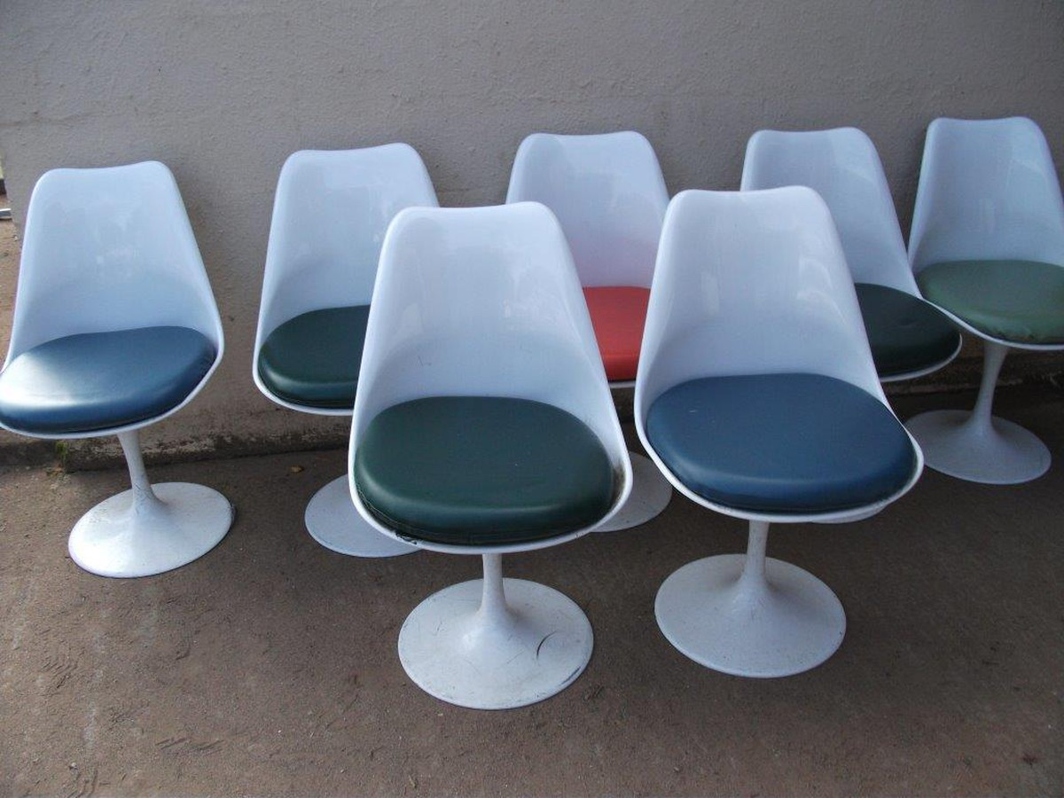 Secondhand Chairs and Tables | Home Furniture | 7x Bucket Chairs ...