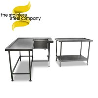 Stainless Wash Station (SS11) - Cheshire